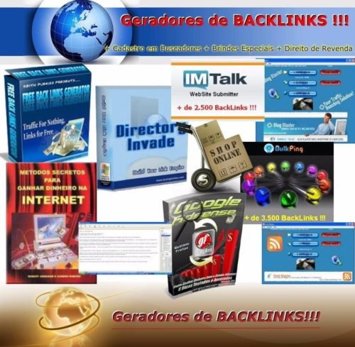 kit gerador de backlinks