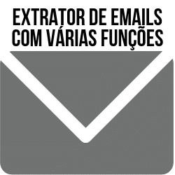 extrair emails