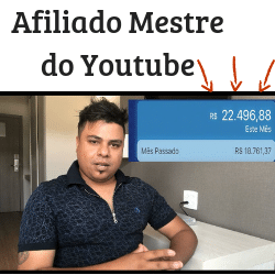 Afiliado Mestre do Youtube