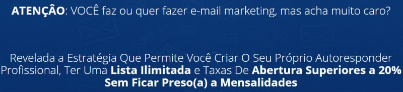 e-mail marketing sem limites
