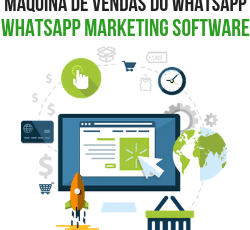 Whatsapp Marketing Máquinas de Venda – Whatsapp Marketing Software